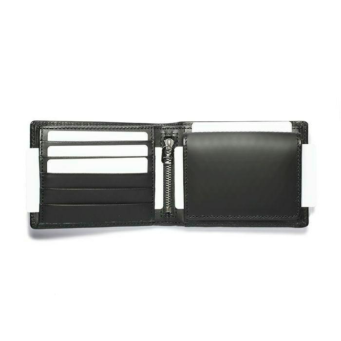 ブライドルレザーミディアムウォレット / 二つ折り財布 / 財布・革財布