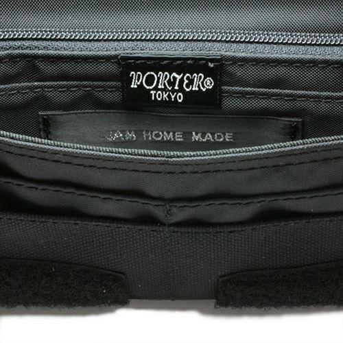 【JAM HOME MADE(ジャムホームメイド)】ポーター/PORTER ロングウォレット / 長財布