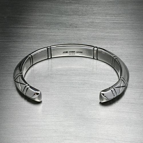 【JAM HOME MADE(ジャムホームメイド)】14th Anniversary ヴェニスバングル / ブレスレット
