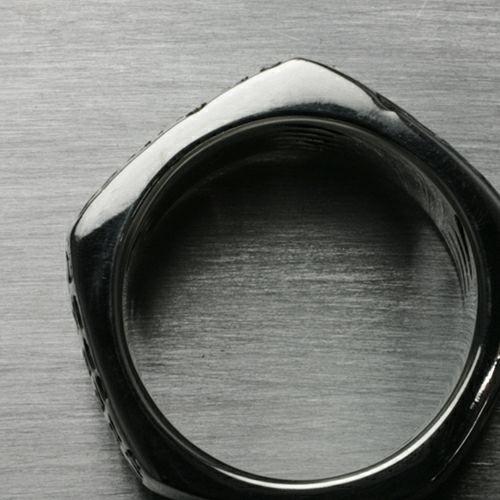 【JAM HOME MADE(ジャムホームメイド)】そんなバナナスライスヤコブリング / 指輪 メンズ シルバー 人気 おすすめ ブランド ボリューム 太い 幅