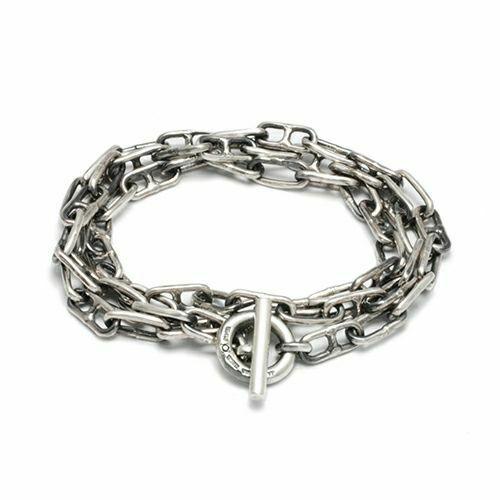 ネックレス / マリンチェーンブレスレット & ネックレス メンズ シルバー 925 ダイヤモンド チェーン ごつめ 人気 おすすめ ブランド