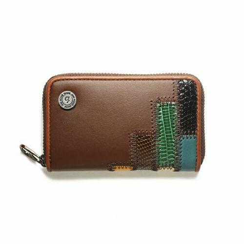 グラム/glamb GAUDY ファスナーコインケース -MULTI- / 財布・革財布