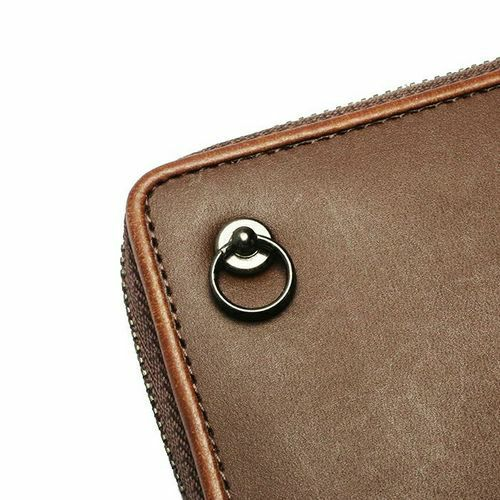 グラム/glamb GAUDY ファスナーショートウォレット -MULTI- / 財布・革財布