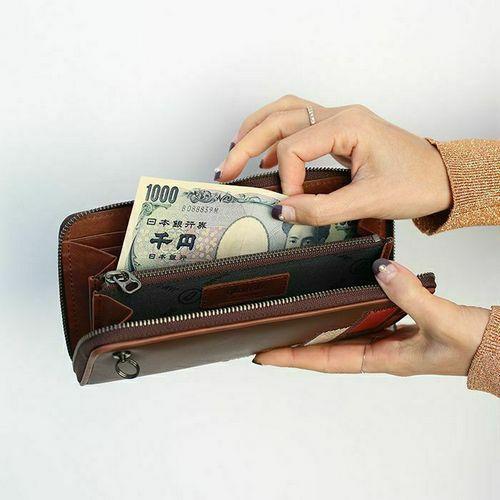 グラム/glamb GAUDY ファスナーロングウォレット-MULTI- / 長財布 / 財布・革財布
