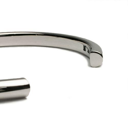 【JAM HOME MADE(ジャムホームメイド)】O型 バングル -NEW TYPE- メンズ シルバー 925 ブランド 人気 おすすめ シンプル ブレスレット プレゼント ギフト ダイヤモンド