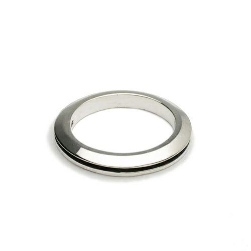 【JAM HOME MADE(ジャムホームメイド)】AB型 リング S -NEW TYPE- / 指輪 メンズ レディース シルバー ペア 人気 おすすめ ブランド ギフト プレゼント クリスマス  記念日 変わった おもしろい シンプル ダイヤモンド