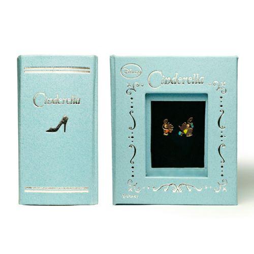 """シンデレラ - """"Cinderella"""" ガス&ジャックピアス / 両耳"""