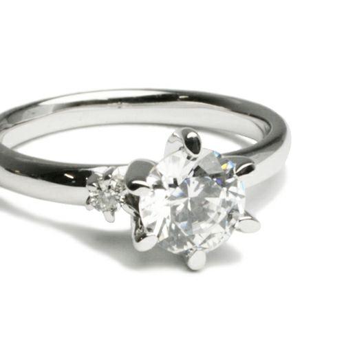 【ジャムホームメイド(JAMHOMEMADE)】リアル & イミテイト クラシックリング - シルバー / 指輪