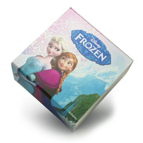 """【JAM HOME MADE(ジャムホームメイド)】アナと雪の女王 - """"Frozen"""" フローズンネックレス M -SILVER-"""