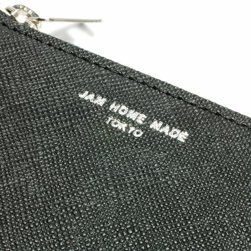 沖嶋 信 - SO (Shin Okishima) モデルウォレット -mini BLACK-