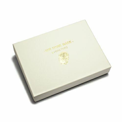 沖嶋 信 - SO (Shin Okishima) モデルウォレット -mini BLACK- / 財布・革財布