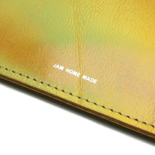 旅行用カバン / 石川 涼 - RYO ISHIKAWA モデルクラッチバッグ メンズ レディース ユニセックス ゴールド レザー スタッズ