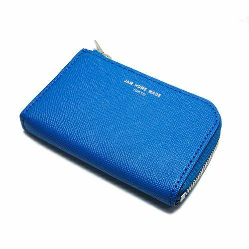 沖嶋 信 - SO (Shin Okishima) モデルウォレット -mini BLUE- / ミニウォレット