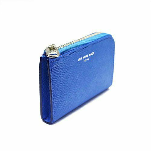 沖嶋 信 - SO (Shin Okishima) モデルウォレット -mini BLUE- / ミニウォレット / 財布・革財布