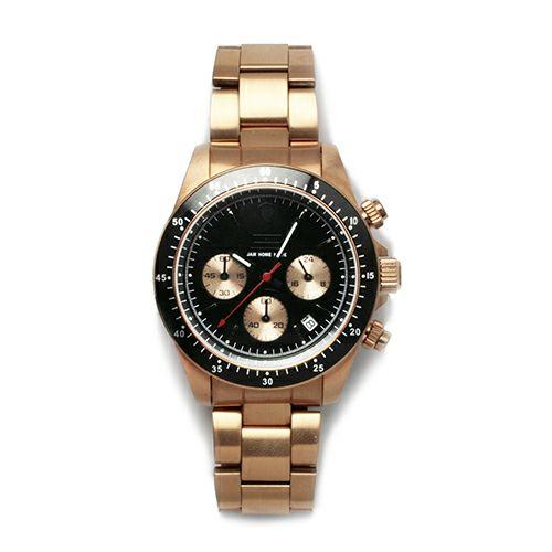 ダイヤモンドジャムウォッチ TYPE C -PINK GOLD- / 腕時計