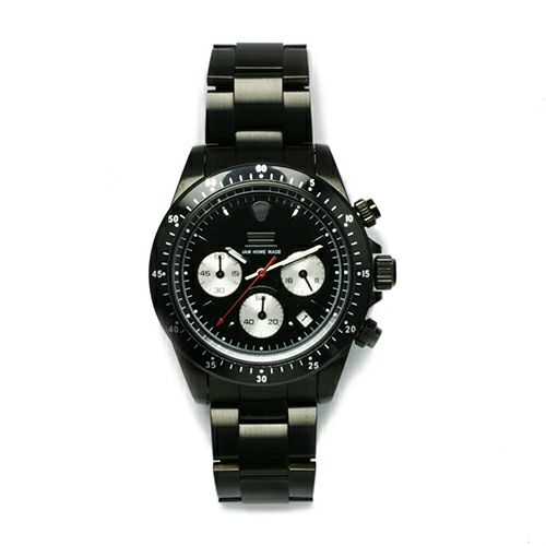 ダイヤモンドジャムウォッチ TYPE C -BLACK- / 腕時計