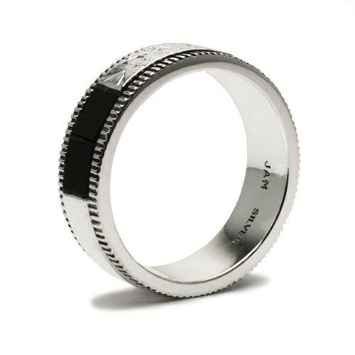 ハッピーリング M -ONYX- / 指輪・リング