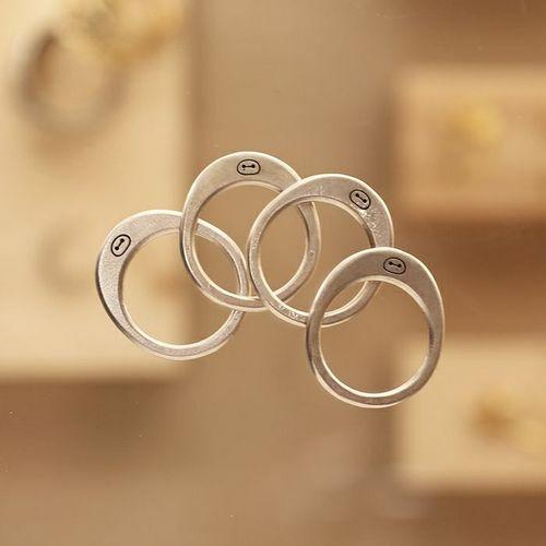 【JAM HOME MADE(ジャムホームメイド)】ベイマックス 『BAYMAX』 スピーチリング M / 指輪