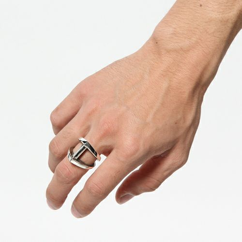 指輪 / スケルトンヤコブリング M メンズ シルバー 925 人気 おすすめ ブランド オリジナル マスターピース