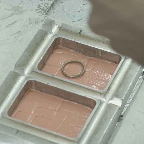 【ジャムホームメイド(JAMHOMEMADE)】世界にひとつだけの指輪 -K18YG- / 結婚指輪・マリッジリング