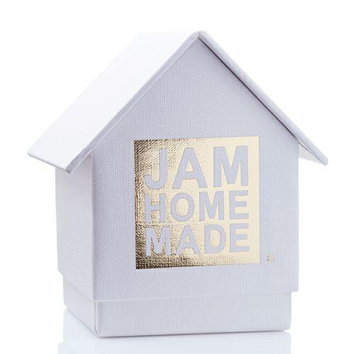 "【JAM HOME MADE(ジャムホームメイド)】シュタイフ ""Stieff"" ベビーベアリングネックレス -K18WHITEWGOLD-"