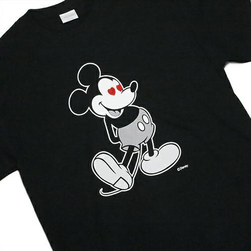 """ミッキー """"MICKEY"""" Tシャツ ラブ ミッキー /  -MONO- / 洋服小物"""