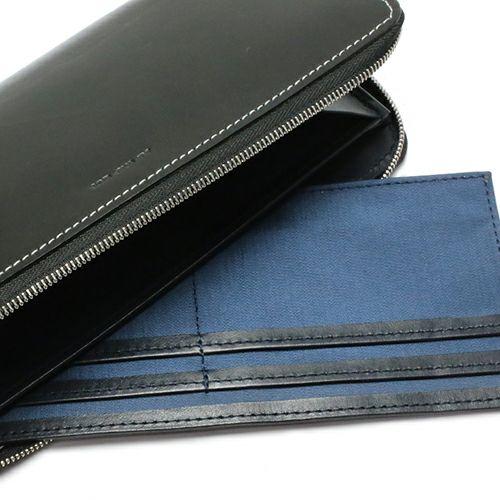 松本博幸モデル - 「松」 MODEL -BRIDLE- / 長財布