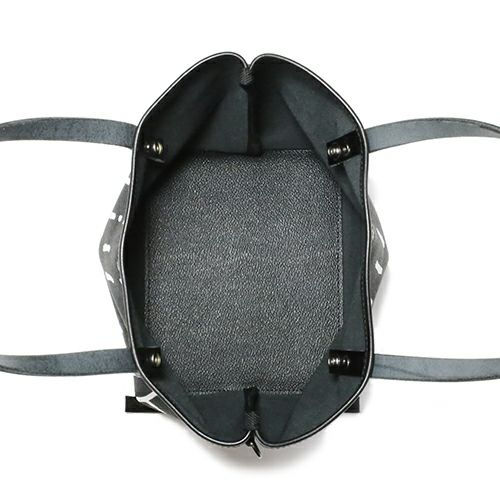 MADSAKI ブラックライドトート XS