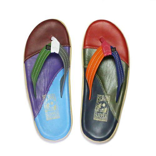 ファッション・アクセサリー靴 / アイランドスリッパ/ISLAND SLIPPER バースカラー(誕生石) メンズ レディース ユニセックス レザー クレイジーパターン ハワイ サンダル