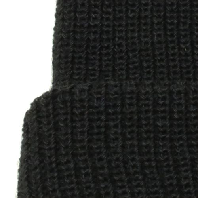 【JAM HOME MADE(ジャムホームメイド)】CA4LA/カシラ JAM SHOP ニットキャップ -BLACK- メンズ レディース ユニセックス 人気 おすすめ ブランド 帽子 コラボ オールシーズン対応