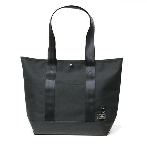 【ジャムホームメイド(JAMHOMEMADE)】ポーター/PORTER PVC A4 肩掛け トートバッグ
