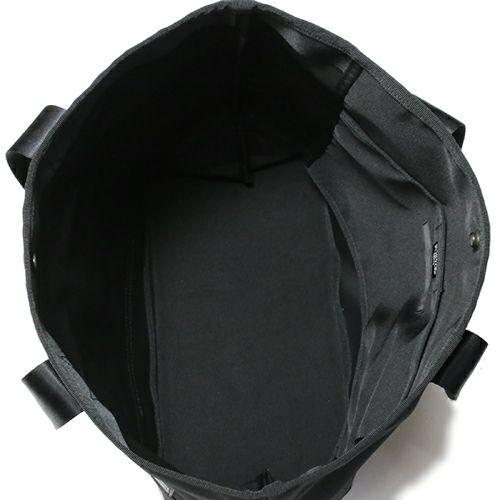【JAM HOME MADE(ジャムホームメイド)】ポーター/PORTER トートバッグ メンズ レディース ユニセックス 人気 おすすめ ブランド コラボ ショルダー 肩掛け ブラック コーデュラ PVC A4 PCケース 通学