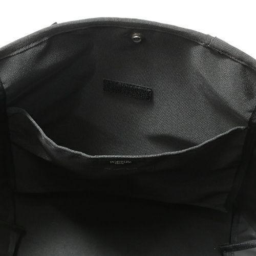 旅行用カバン / ポーター/PORTER トートバッグ メンズ レディース ユニセックス 人気 おすすめ ブランド コラボ ショルダー 肩掛け ブラック コーデュラ PVC A4 PCケース 通学