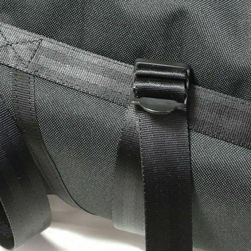 【JAM HOME MADE(ジャムホームメイド)】ポーター/PORTER バックパック -30L- / リュック メンズ リュック デイパック コーデュラ PVC ブラック 旅行 アウトドア 人気 おすすめ ブランド