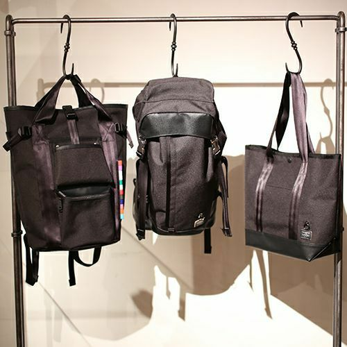 旅行用カバン / ポーター/PORTER バックパック -30L- / リュック メンズ リュック デイパック コーデュラ PVC ブラック 旅行 アウトドア 人気 おすすめ ブランド