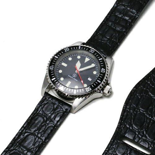 ジャムダイヤモンドウォッチ TYPE M LEATHER BAND / 腕時計