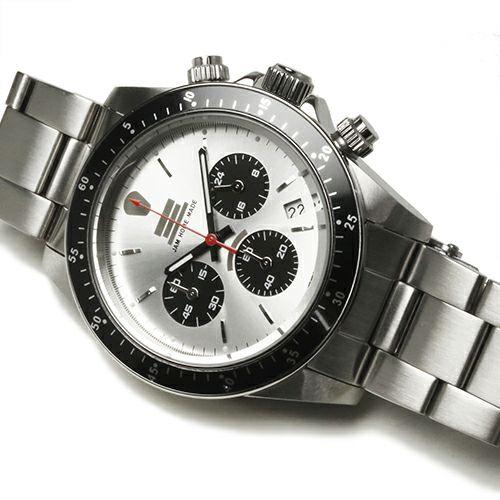 ダイヤモンドジャムウォッチ TYPE C -SILVER/SILVER- / 腕時計