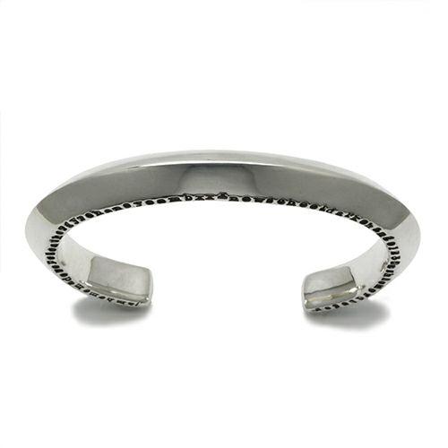 ブレスレット / NEO X バングル M  メンズ シルバー 925 ボリューム 太め ブランド 人気 おすすめ ごつめ シンプル