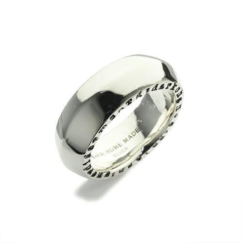 【JAM HOME MADE(ジャムホームメイド)】NEO X リング M / 指輪 メンズ シルバー 925 ペア 人気 おすすめ ブランド オリジナル ごつめ