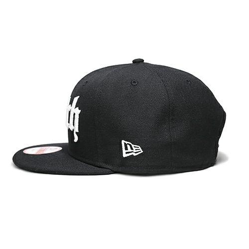 帽子 / NEW ERA/ニューエラ DESIGNLESS STITCHis STITCH CAP