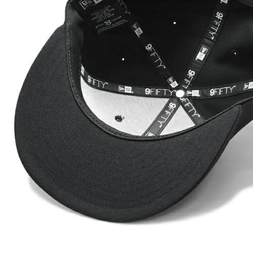 【JAM HOME MADE(ジャムホームメイド)】NEW ERA/ニューエラ DESIGNLESS STITCHis STITCH CAP