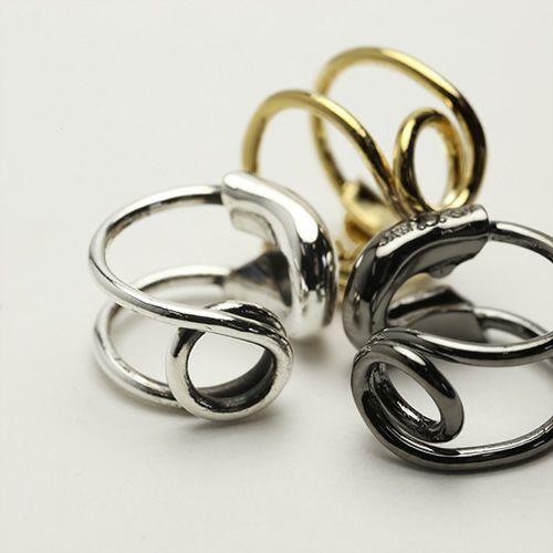 【JAM HOME MADE(ジャムホームメイド)】セーフティピンダイヤモンドイヤーカフ -GOLD- メンズ レディース ゴールド 安全ピン 片耳 シンプル 人気 おすすめ ブランド プレゼント 誕生日 ギフト