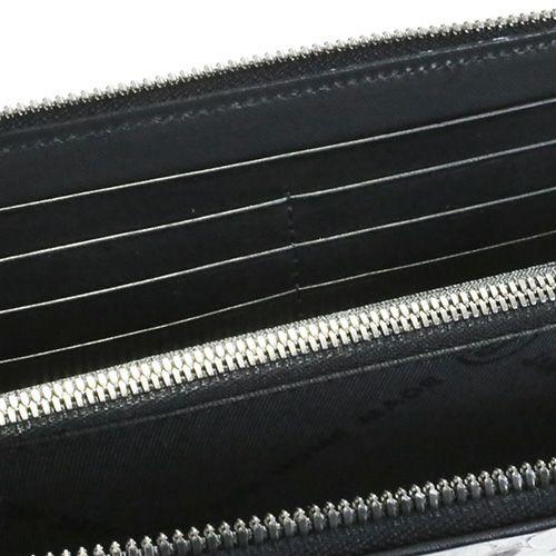 リアルパイソンファスナーロングウォレット -NATURAL- / 長財布