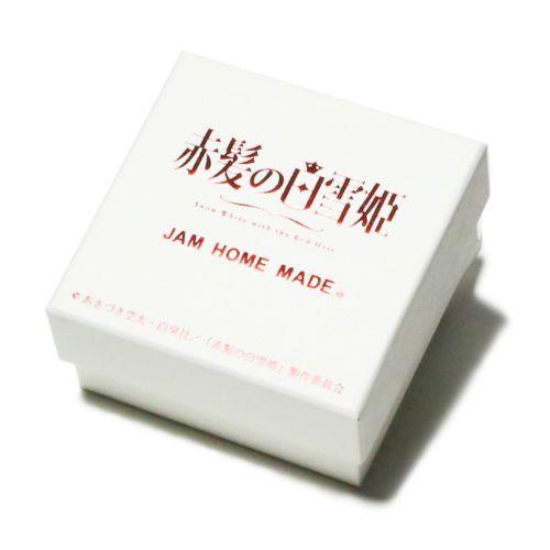 【JAM HOME MADE(ジャムホームメイド)】赤髪の白雪姫 CLARINES K.D IDネックレス -オビ- レディース シルバー チェーン シンプル 人気 ブランド おすすめ アニメ コラボ アクセサリー シンプル 劇中 あきづき空太
