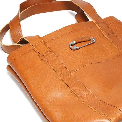 アリゾナレザートートバッグ -BROWN- / リュック・バッグ