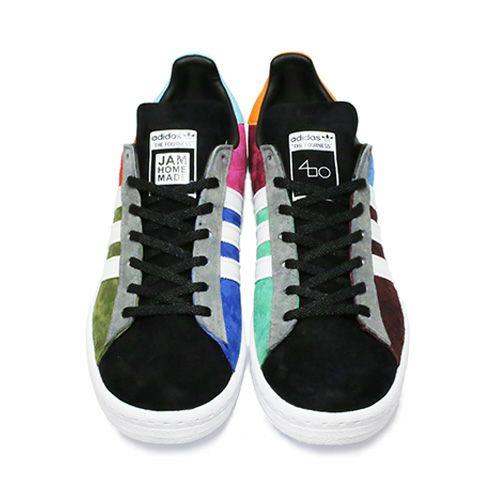adidas Originals「CAMPUS 80s」by THE FOURNESS / 洋服小物