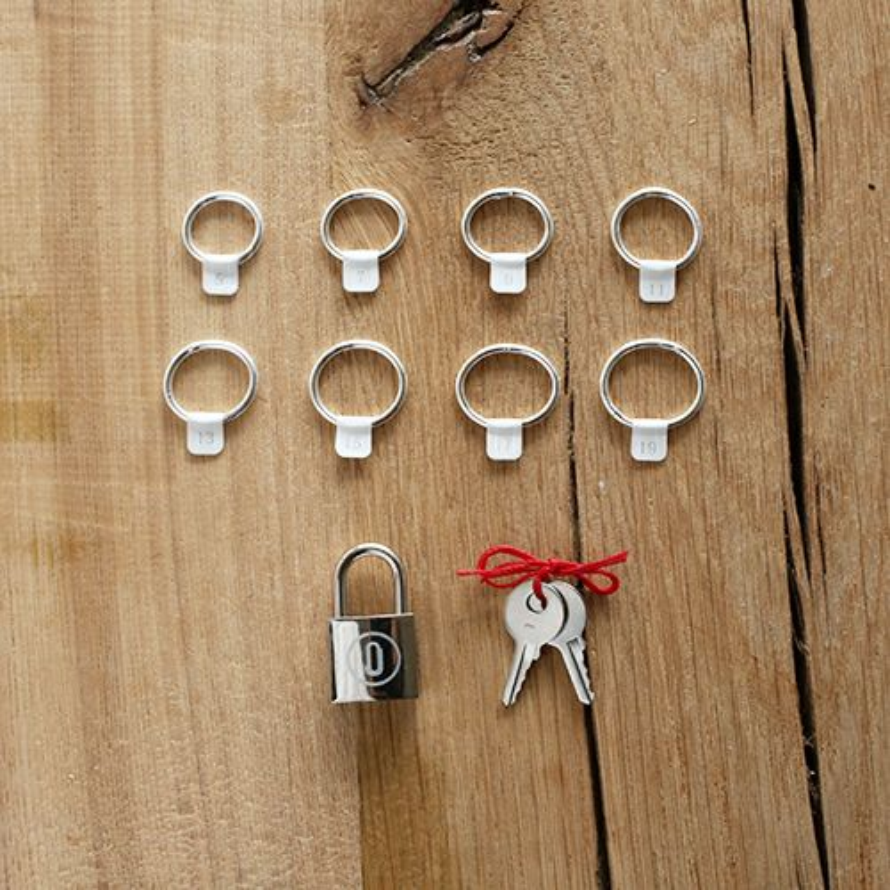 ペアリング / 名もなき指輪キット - NAMELESS RING KIT -SILVER925- メンズ レディース ペア 人気 ブランド おすすめ 手作り オリジナル 記念日 ペアリングキット