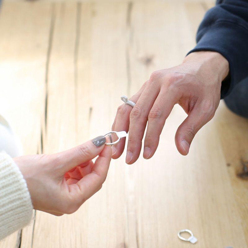 名もなき指輪キット - NAMELESS RING KIT -シルバー925- /ペアリング / 指輪・リング