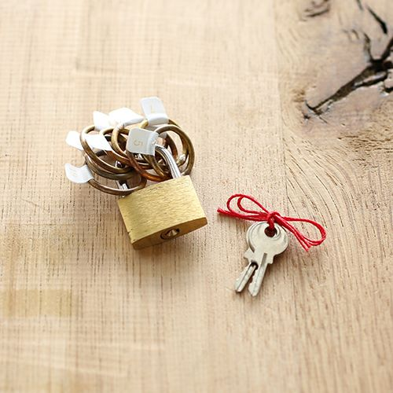 名もなき指輪キット - NAMELESS RING KIT -BRASS- /ペアリング