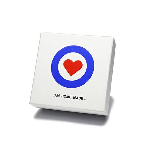 【JAM HOME MADE(ジャムホームメイド)】ラブモッズネックレス S レディース ペア シルバー ダイヤモンド チェーン シンプル 人気 ブランド おすすめ プレゼント 誕生日 クリスマス